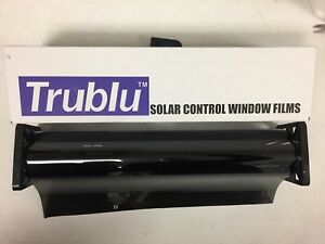 Full Size Roll Window Tint Film 36 X 100 Pick Vlt 5 20 35 Free Shipping