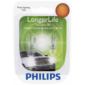Philips Rear Side Marker Light Bulb For Rolls royce Silver Wraith Ii Silver Dl