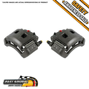 Front Brake Calipers For 2002 2003 2004 2005 Dodge Ram 1500 4wd 2wd 4x4