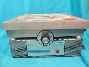 Thermolyne 2200 Hot Plate 12 X 12 Model Hpa2235m Working