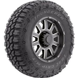 Thunderer Trac Grip M T Lt 265 70r17 Load E 10 Ply Mt Mud Tire