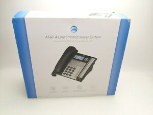 At t 4 line Small Business System 1070 Phone