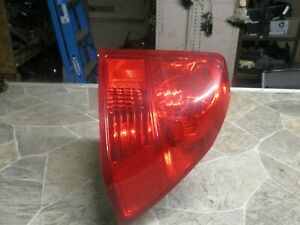 Honda Civic Delsol Crx Right Passenger Oem Tail Light Assembly Brake Light