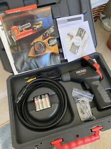 Ridgid Micro Ca25 Inspection Camera