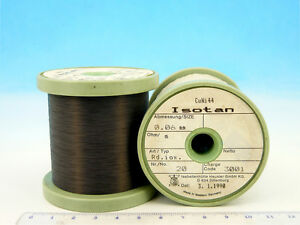 1000ft 300m O Isotan Constantan 42awg 0 06mm 183 m 55 ft Resistance Wire