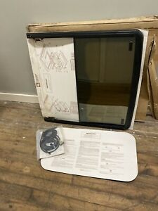 Component Concepts Custom Electric Sunroof Sliding Window New Old Stock