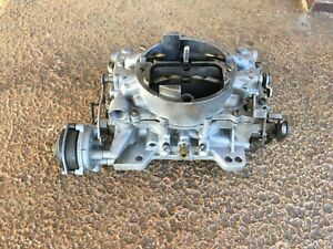 1965 Chevy Corvette Carb 3720sb 327 300 Hp Carter Afb Automatic Auto