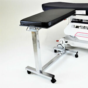 Mobile Mcm310 mb Base Rectangle Arm And Hand Surgery Table W Pad new