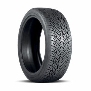 4 New Atturo Az800 255 60r17 110v Xl Performance Tires