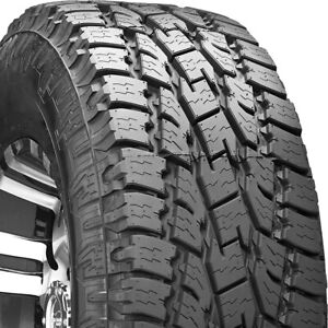 4 Toyo Open Country A t Ii Lt 265 75r16 123 120r E 10 Ply At All Terrain Tire