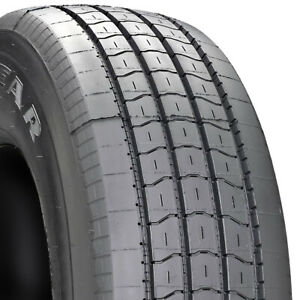 Goodyear G614 Rst Lt 235 85r16 126l G 14 Ply Trailer Commercial Tire