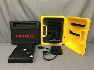 Used Launch X431 Tool With Super 16 Diagnostic Interface