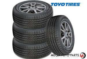 4 Toyo Extensa A s Ii 205 55r16 91h All Season Performance Tires 75k Mi Warranty