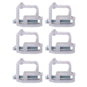 For Tite Lok Truck Cap Topper Camper Shell Mounting Clamps Heavy Duty Tl 2002 6x