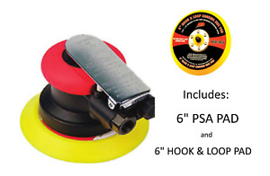 6 Random Orbital Air Sander 3 32 Orbit 12000rpm Da Palm Sander Ppt Da601
