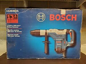 Bosch 11264evs 1 5 8 in Sds max Keyless Variable Speed Rotary Hammer With Case