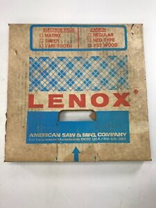 Lenox Bandsaw Blade Coil Stock 100 X 1 2 X 4 Tpi 32 Wood Coil 032