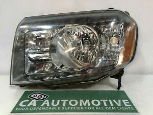2012 2013 2014 2015 Honda Pilot Headlight Left Lh Driver Halogen Oem Ch27