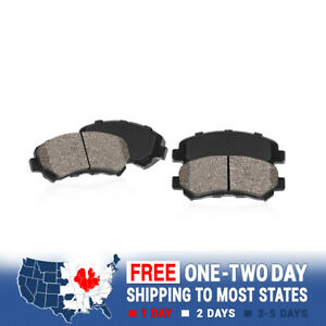 For Ford Mustang Thunderbird Mercury Cougar Front Ceramic Brake Pads Pair