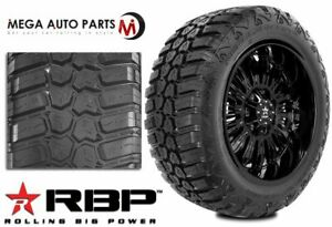 1 Rbp Repulsor M T Rx 285 75r16lt 126 123q 10 Ply E Off Road Truck Mud Tires