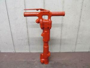 Chicago Pneumatic Cp 0112 Air Pavement Breaker Demolition Jack Hammer 30 Lbs