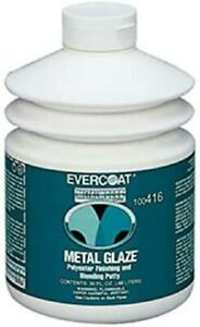 Fibreglass Evercoat 416 Metal Glaze Polyester Finishing And Blending Putty 30
