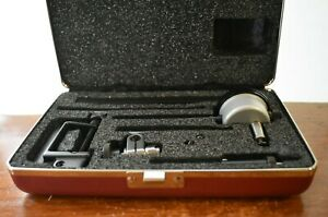 Starrett 650 Back Plunger Dial Test Indicator Set