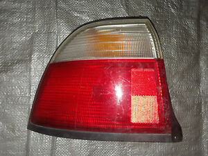 1993 Honda Del Sol Left Driver Tail Light Lamp Brake Light Oem 94 95 96 97 1994