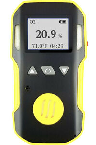 Oxygen Gas Detector By Forensics Professional Series Water Dust