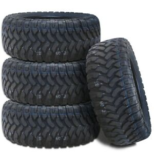 4 Rbp Repulsor M t Lt285 70r17 121 118q 8ply All Terrain Mud Truck Tires Mt