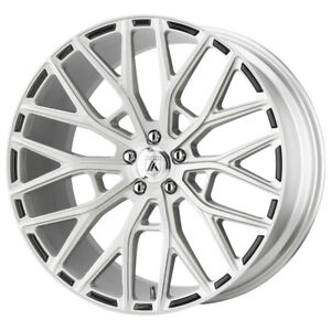 4 asanti Abl 21 Leo 20x9 5x120 35mm Brushed Wheels Rims 20 Inch