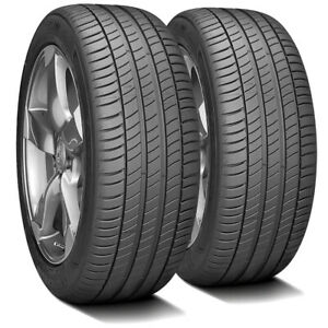 2 New Michelin Primacy 3 245 50r18 100y bmw Performance Tires