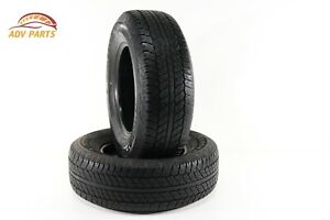 Dunlop Grandtrek At20 P265 70 R17 113s M s 8 32nds Oem two Used Tires