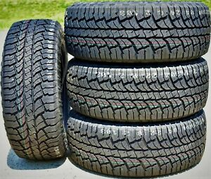4 New Joyroad Adventure A t 285 60r18 120h Xl A t All Terrain Tires