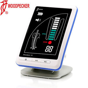 Woodpecker Dental Apex Locator Root Canal Endodontic Lcd Finder Woodpex Iii Blue