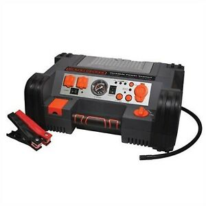 Black Decker 900 450 Amp Professional Power Station pprh5b Multicolor