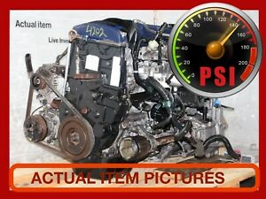 Jdm Honda Accord Sir t F20b Dohc Vtec Engine 5speed Lsd M t Transmission