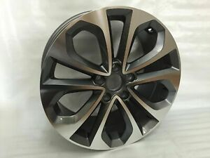 4 New 18 Honda Accord Sport Hfp Style Rims Alloy Wheels Civic Si Crv Tsx Black