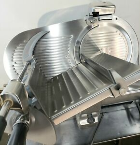 Hobart 2712 automatic manual 2 Speed commercial cheese Meat Deli Slicer sharpene