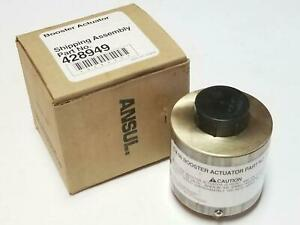 Ansul 428949 Cv 98 Booster Actuator New In Box