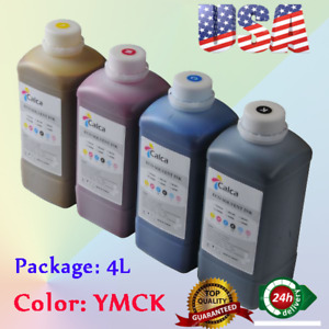 Us Stock 4l Calca Compatible Roland Eco Solvent Ink Cmyk pack