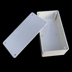 Portable Abs Instrument Box Enclosure Electronic Project Case Plastic Holder