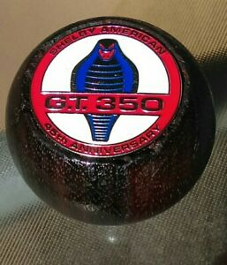 1965 1966 1967 1968 1969 1970 Shelby Mustang Wood Shifter Knob