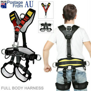 Safety Belt Harness Seat Outdoor Sports Tree Carving Rock Climbing Rappelling