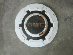 1960 s 1970 s 4x4 Gmc 3 4 Ton 8 Lug Pickup Truck Dog Dish Hubcap Painted 1 Only