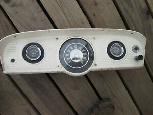 1961 1966 Ford Truck Speedometer Assembly Gauge Cluster