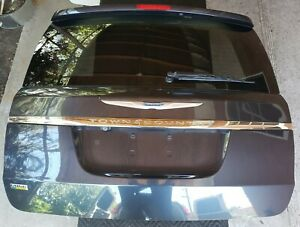 2011 16 Chrysler Town And Country Complete Tail Lift Gate Trunk