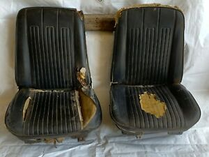 1968 A Body Bucket Seats With Tracks Coupe Or Convertible