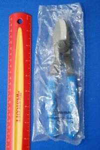 New Blue Point Blue Soft Grip 7 1 2 Cable Cutters Pwc80a For Battery Cables Etc