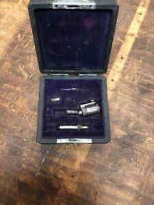 Brown And Sharpe No 263 Inside Micrometer With Case